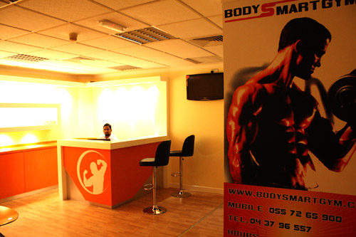 Body smart gym facilities