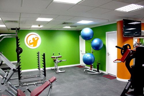 Gym facilities Dubai